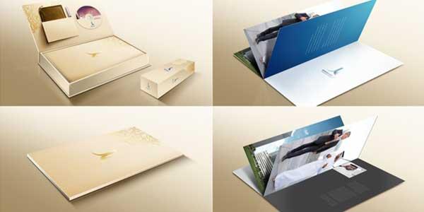 تأثیر طراحی شکل کاتالوگ در جذب مشتری