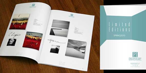 قالب های آماده طراحی کاتالوگ