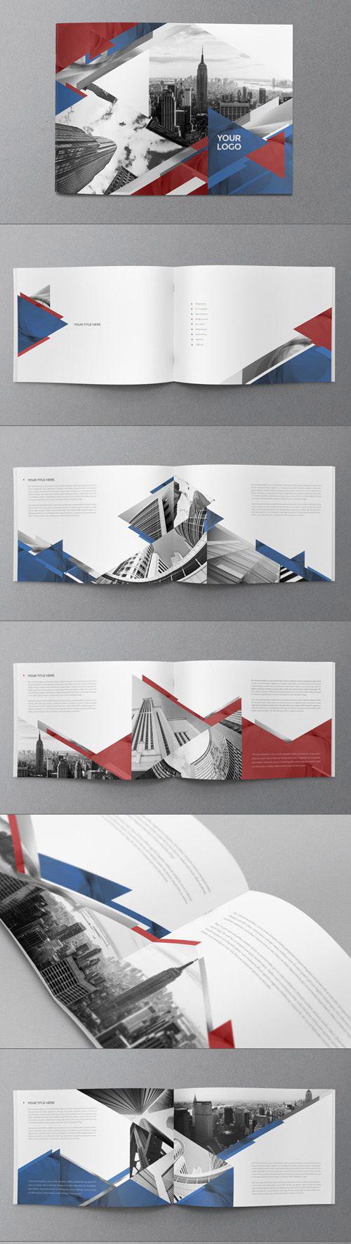 طراحی کاتالوگ ساختمان