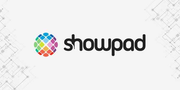 طراحی لوگو Showpad