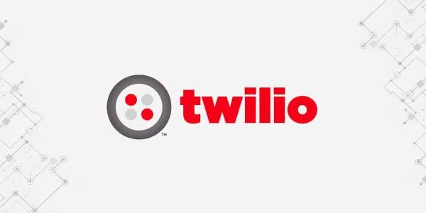 طراحی لوگو Twilio