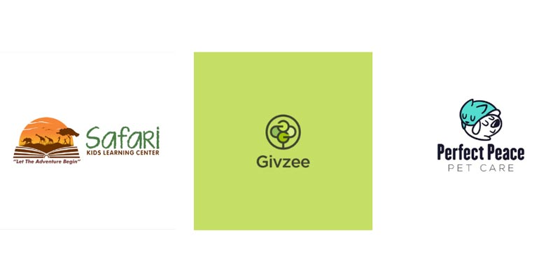 پیام طراحی لوگو