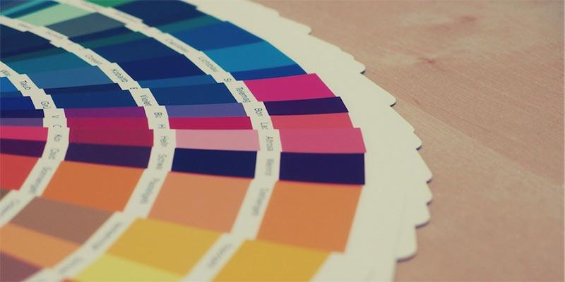 رنگ در بازاریابی و تبلیغات